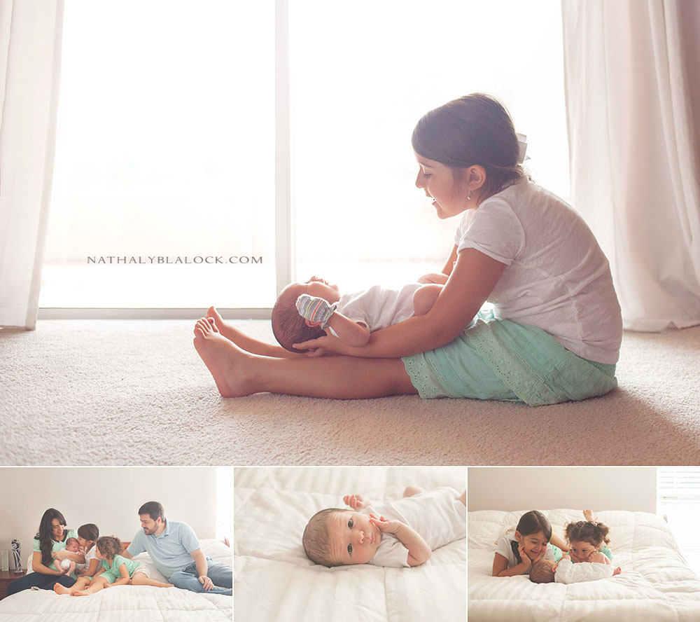 Viera Lifestyle Newborn family photography