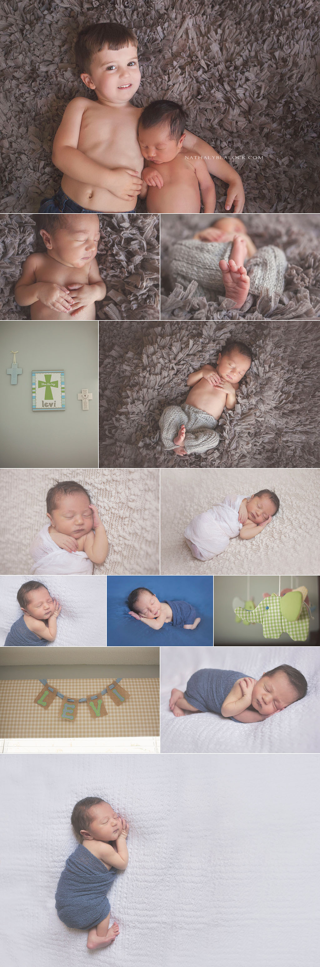 lifestyle newborn family photos