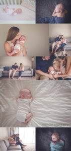 lifestyle newborn photography viera florida