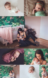 Satellite Beach Lifestyle Newborn Photographer