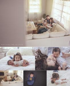 Rockledge Lifestyle Newborn Photographer